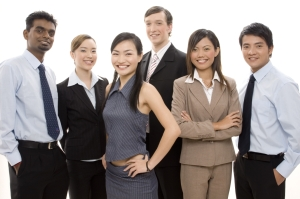 Photo of Business team (stock photo © Phil Date)